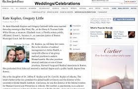 nytimes weddings new york times wedding announcements affair diy wedding 23027