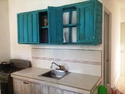 kitchen cabinets from pallet wood diy pallet hanging kitchen cabinet