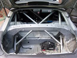 nissan 350z how many seats 350z roll cage pic thread my350z com nissan 350z and 370z