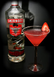 red martini bottle manfort martinis strawberry martini