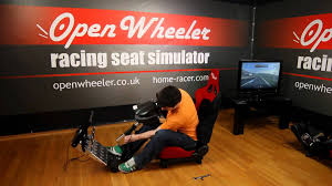 Video Game Rocking Chair Game Racing Chairs The Openwheeler Racing Seat Youtube