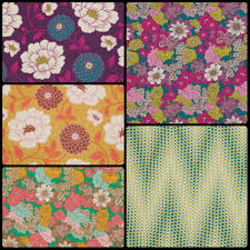 cotton print welcome