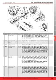 massey ferguson 2013 rear axle page 371 sparex parts lists