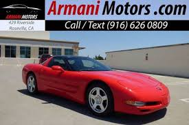 1997 corvette for sale used 1997 chevrolet corvette for sale carsforsale com
