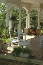 wrap around porch with round columns