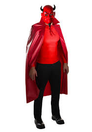 scream halloween mask scream queens devil mask u0026 cape set