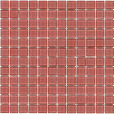 Red Mosaic Tile Backsplash by 205 Best Clear Glass Tiles Images On Pinterest Clear Glass