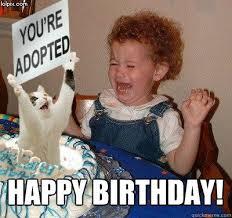 Happy Birthday Gay Meme - happy birthday happy birthday quickmeme