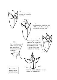 free origami instructions u0026 diagrams learn how to make origami