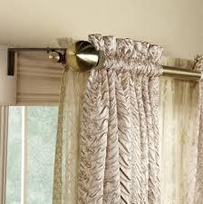 wrap around window curtain rod dragon fly