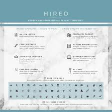 Resumes Templates For Mac Word 2017 Medical Resume Template Archives Hired Design Studio