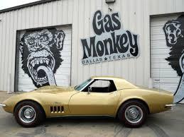 corvettes for sale on ebay corvettes on ebay 1969 corvette survivor from the gas monkey