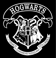 hogwarts alumni bumper sticker harry potter hogwarts school crest vinyl car window decal sticker