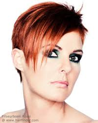 short razor hairstyles very short and spiky haircut hairstyle with a clean feel