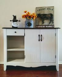 farmhouse country style buffet media center entryway credenza for