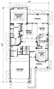 narrow lot lake house plans plan 31137d rustic craftsman cottage narrow lot house plans