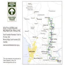 lavender federation trail map 4 truro to eudunda the friends