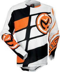 orange motocross gear moose racing s7 m1 jersey motocross jerseys white orange moose