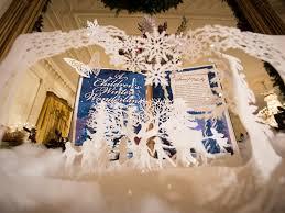 Christmas 2015 Baby S First Carousel Blue Tree Decoration by White House Christmas Tour 2014 White House Christmas 2014 Hgtv