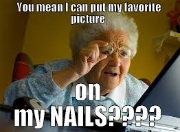 Nail Art Meme - jamberry nail art studio quickmeme