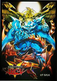 amazon com 50 yugioh deck protectors arcv 3 gods card sleeves