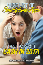 huge list 93 smartphone apps that really pay you money