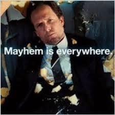 All State Meme - allstate mayhem cold hard rain playlist mayhem videos pinterest
