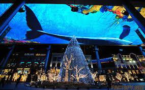 origin of christmas lights worlds largest christmas light display factspy net