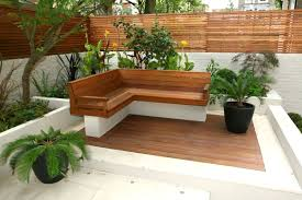 Garden Decking Ideas Photos Small Back Garden Decking Ideas The Garden Inspirations