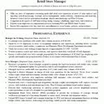Retail Store Manager Resume Sample by Category Resume Career History U203a U203a Page 0 Chloe Tw Com U2013 Resume