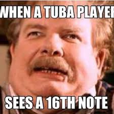 Tuba Memes - images tagged with tubameme on instagram