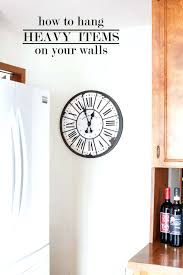 wall clocks hanging a wall clock hanging wall clocks two sided