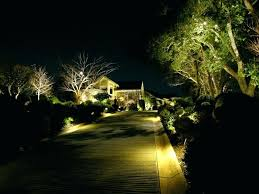 How To Install Led Landscape Lighting How To Install Led Landscape Lighting Twilight Low Voltage Outdoor
