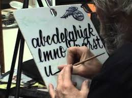 59 best calligraphy videos images on pinterest calligraphy video