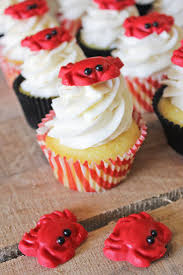 the 25 best crab cupcakes ideas on pinterest fishing cupcakes