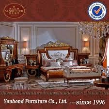 0038 bedroom set furniture italy luxury classic design beech wood