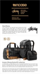 a better experience stussy slider incase a better experience through
