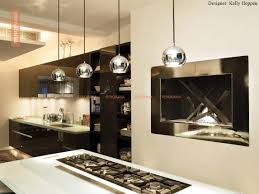 Kelly Hoppen Kitchen Interiors Spreading Wonders With Pendant Lights Renomania