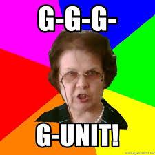 Meme G - g g g g unit ertruzzo meme generator