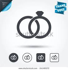 symbol of ring in wedding wedding rings stock images royalty free images vectors