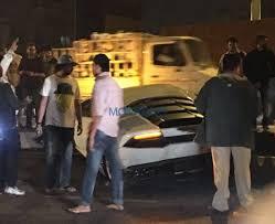 crashed lamborghini huracan mumbai lamborghini huracan among other supercars seized by octroi
