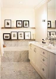 enthralling framed wall art for the bathroom on floating shelves