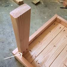 attaching legs to a table kreg jig attaching table top table designs