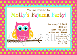 night owl printable birthday party invitation dimple prints shop