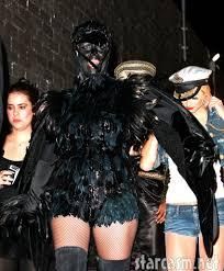 seal heidi klum crows halloween costumes