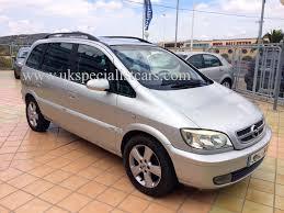 opel zafira 2005 opel zafira diesel automatic 7 seater lhd