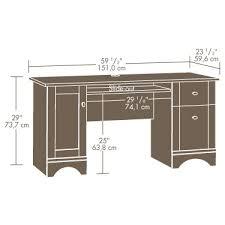 60 x 24 desk realspace dawson outlet 60 computer desk 30 h x 60 w x 24 d