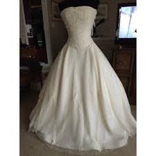wedding dress vera wang vera wang luxe uta wedding dress on tradesy