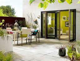 inside and out how folding doors could suit your home zen of zada
