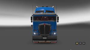 kenworth aerodyne truck kenworth k200 v11 0 truck euro truck simulator 2 mods